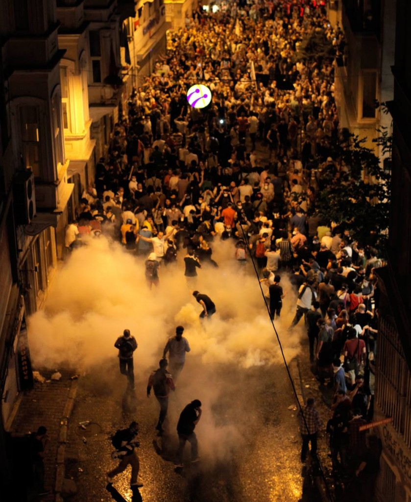 Taksim Direnişi İstiklal
